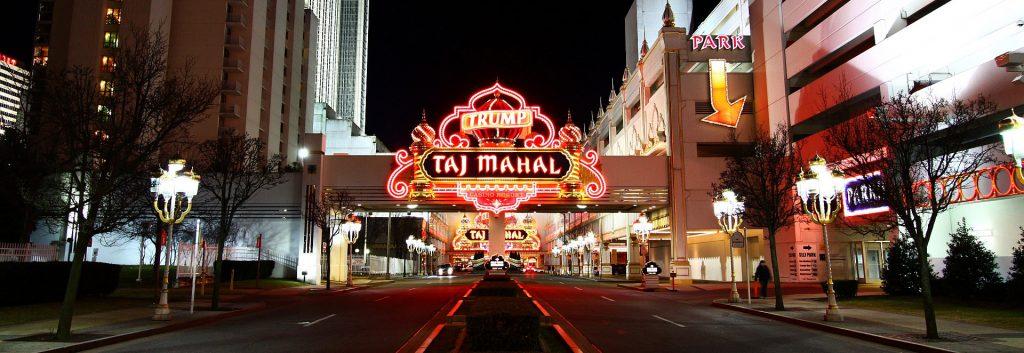 Online Casino is voordeliger dan bij het Trump Taj Mahal spelen, je moet dan reiskosten betalen.