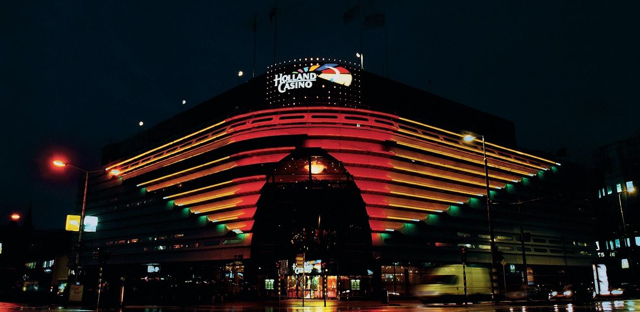 SBS ontwikkelt docuserie over het enige echte Holland Casino