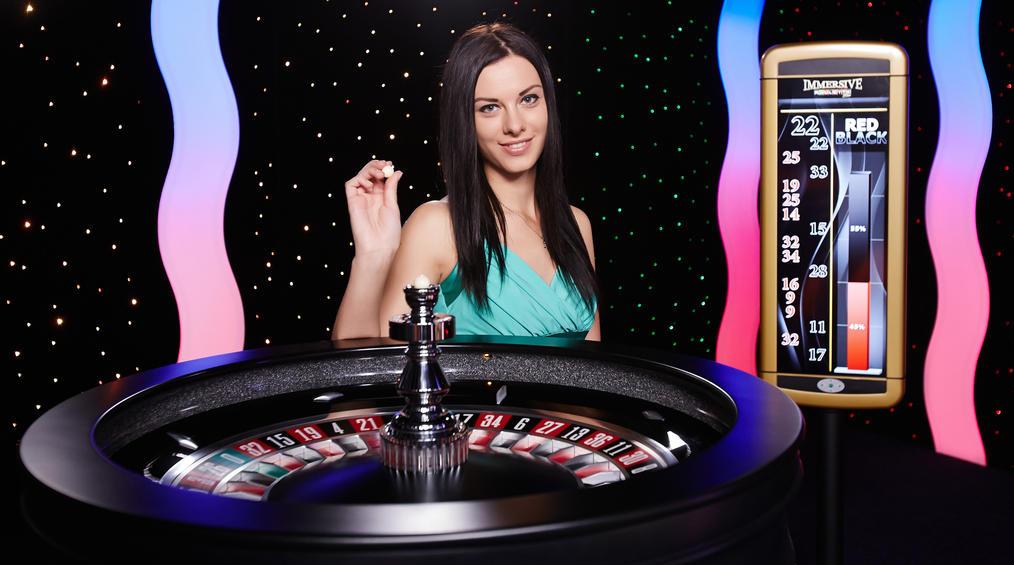 Online roulette spelen in een live casino